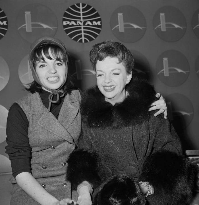 Garland/Minnelli Family