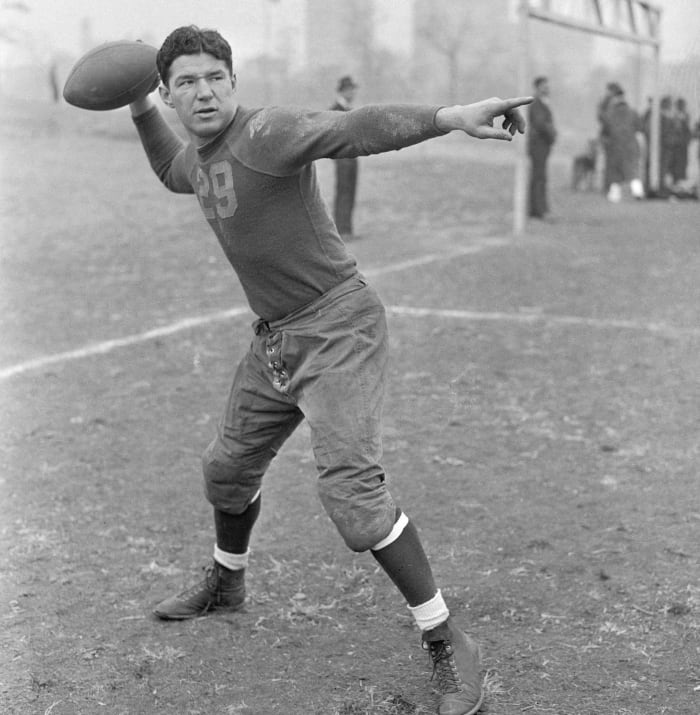1932: Arnie Herber, TB, Green Bay Packers