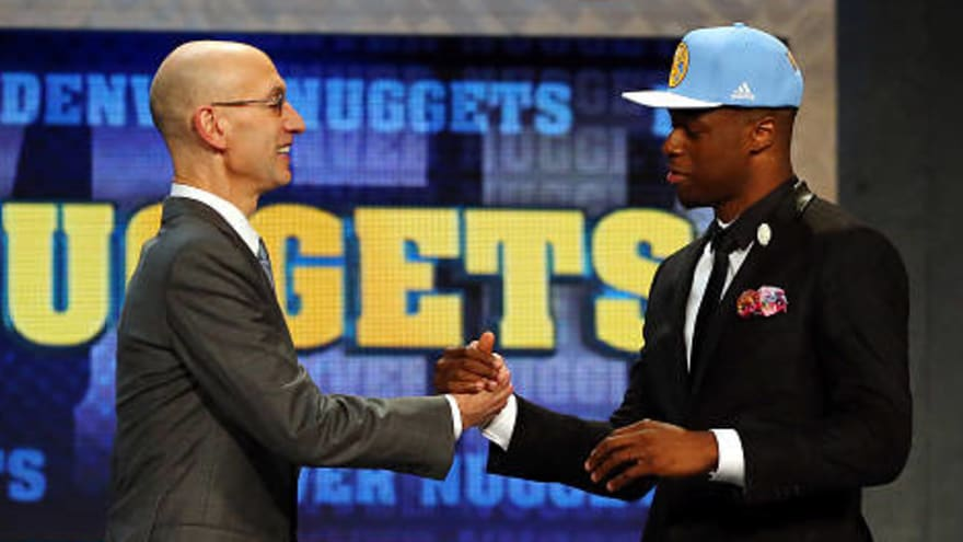 The 'Denver Nuggets first rounders' quiz