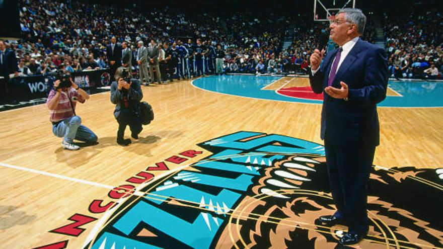 The '1995-96 Vancouver Grizzlies' quiz