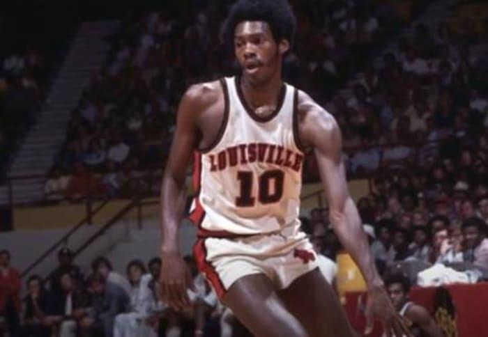 Junior Bridgeman, Louisville (1973-'75)
