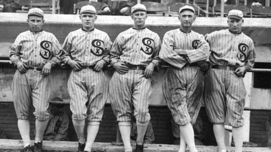 The 'Chicago Black Sox Scandal' quiz