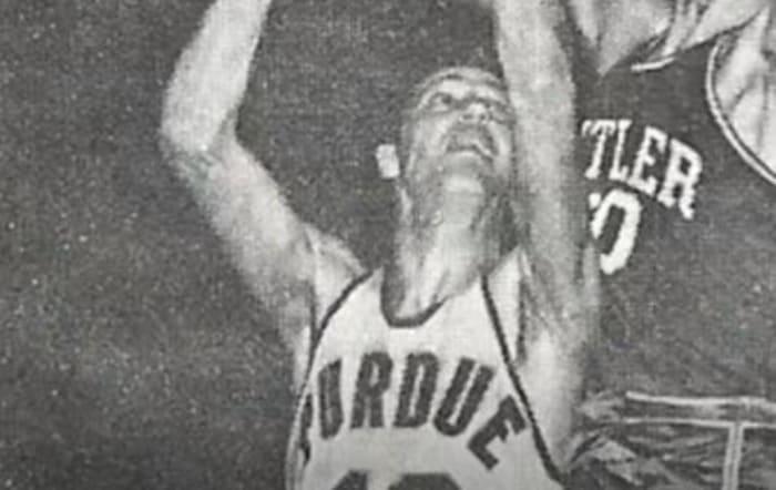 Terry Dischinger, Purdue (1960-'62)