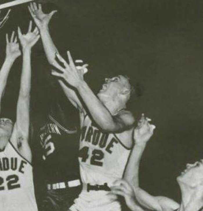 Dave Schellhase, Purdue (1964-'66)