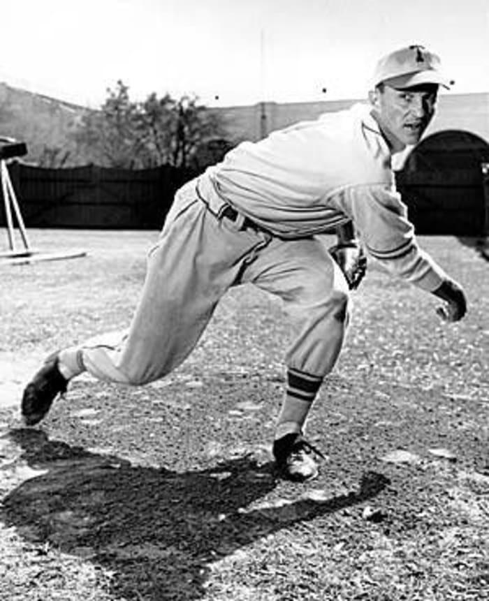 Ehrler's no-hitter (1950)
