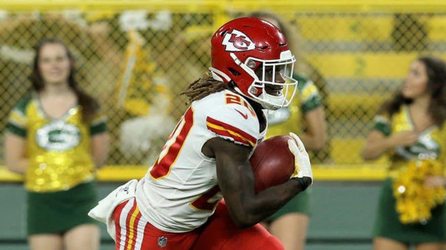 Chiefs activate cornerback Morris Claiborne