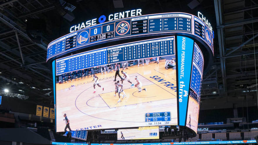 Warriors to welcome fans starting April 23