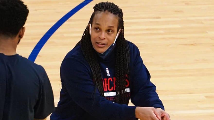 Teresa Weatherspoon candidate for Pels' coaching vacancy?