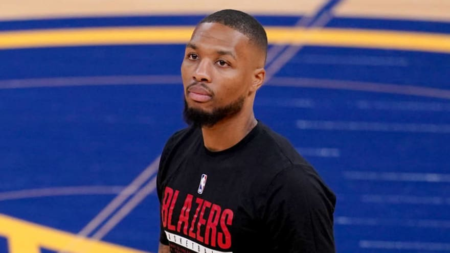 Damian Lillard offers assessment of Steph Curry's struggles