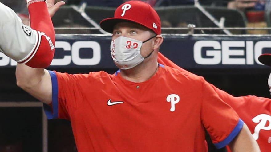 Phillies fire hitting coach Joe Dillon, IF coach Juan Castro