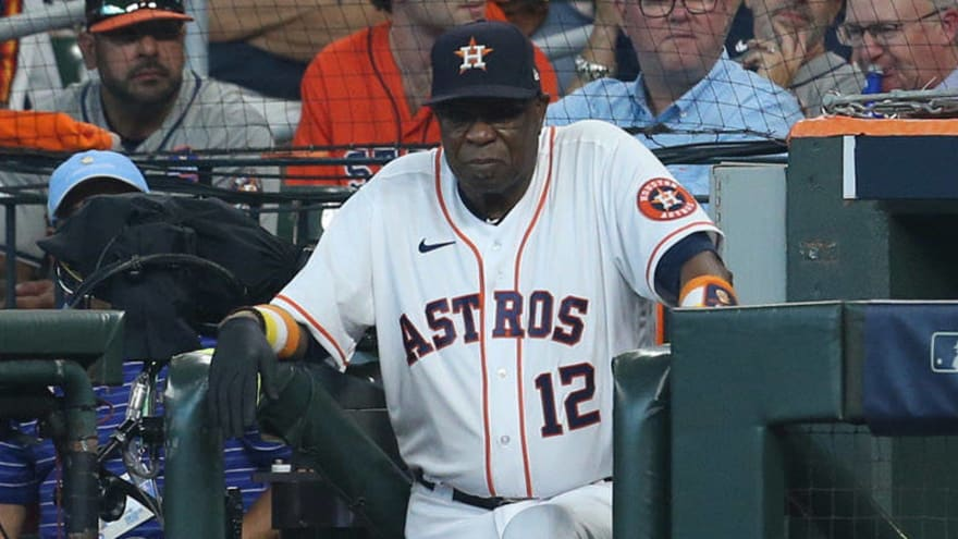 Dusty Baker, Astros respond to cheating allegations from Ryan Tepera
