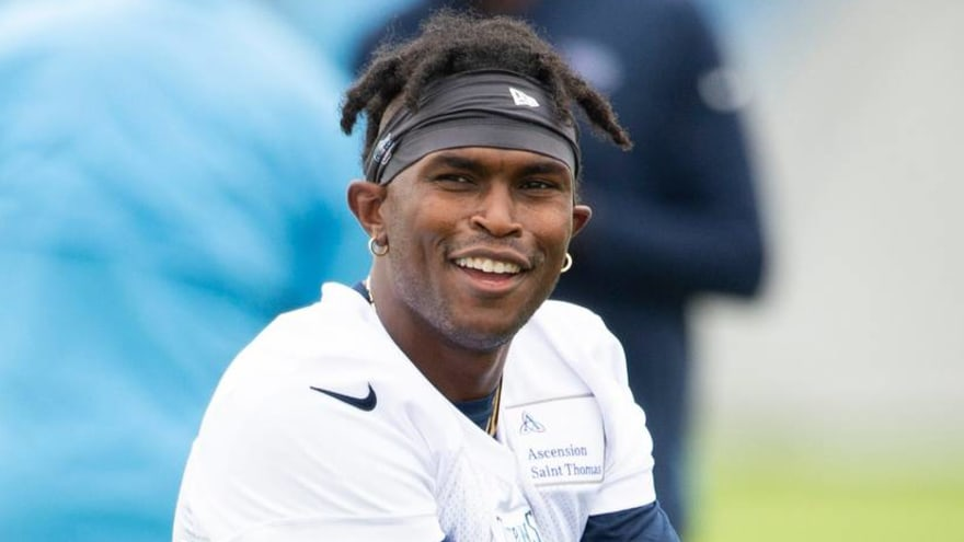 Julio Jones sued by cannabis company for alleged fraud