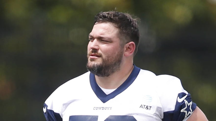 Cowboys activate Zack Martin, put Michael Gallup on IR, add Randy Gregory to COVID-19 list