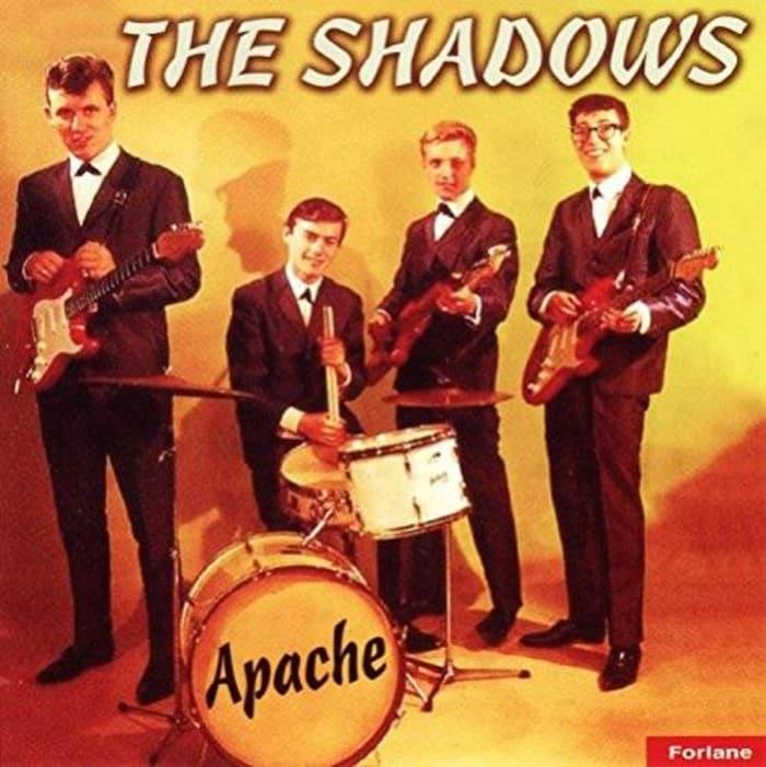 """Apache,"" Various artists (1960)"