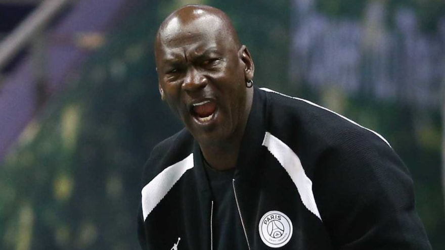 Michael Jordan had some great All-Star trash talk for Kobe Bryant