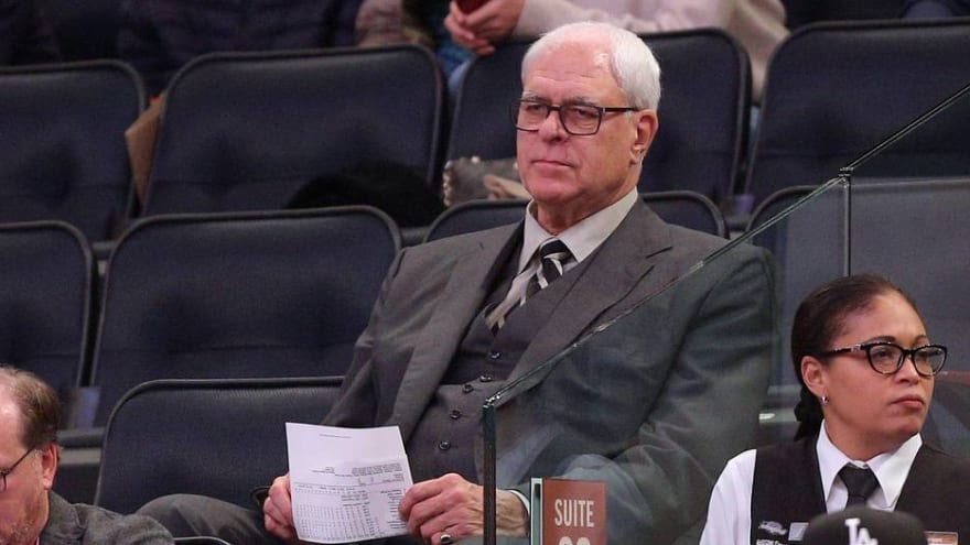 New York media resented Phil Jackson for success with Bulls?