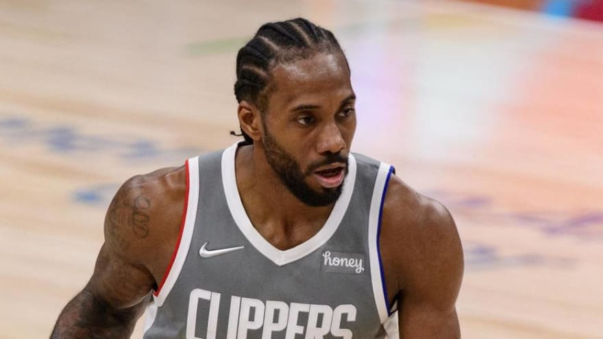 Kawhi Leonard widely expected to re-sign with Clippers