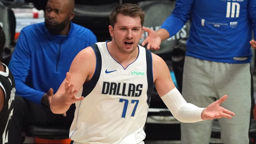 Could Doncic's issues with Voulgaris lead to departure from Mavs?