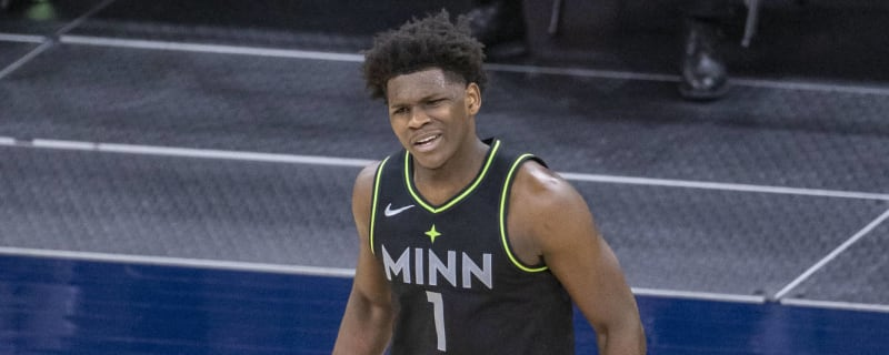 T-Wolves' Anthony Edwards continues to make NBA history