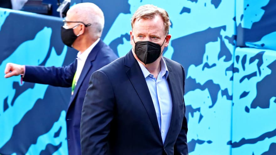 NFL to fine unvaccinated players $14K for COVID violations