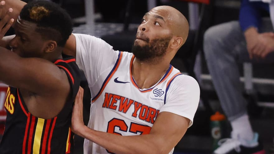 Gibson credits Thibodeau for Knicks' toughness