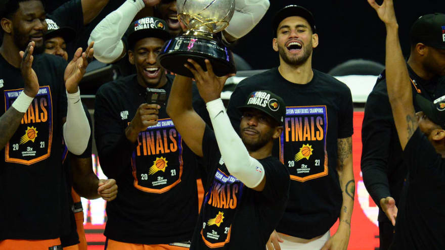 Chris Paul the betting favorite to be Finals MVP