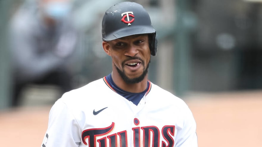 Byron Buxton, Twins unable to reach agreement on extension