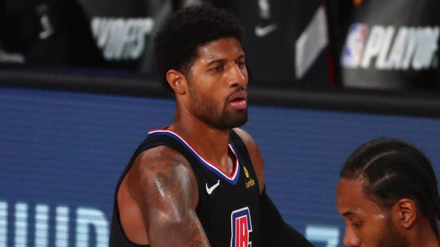 Paul George offers concerning quote about Clippers' mentality