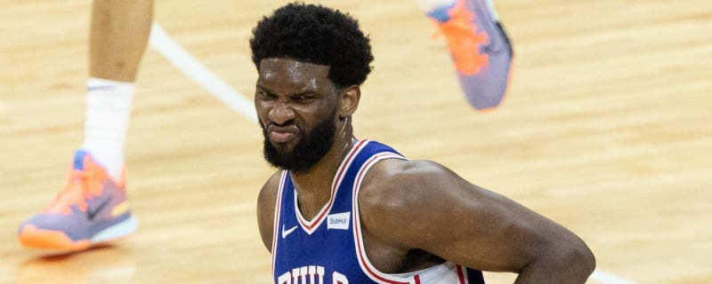 Fernando suspended, Embiid fined for Game 6 scuffle