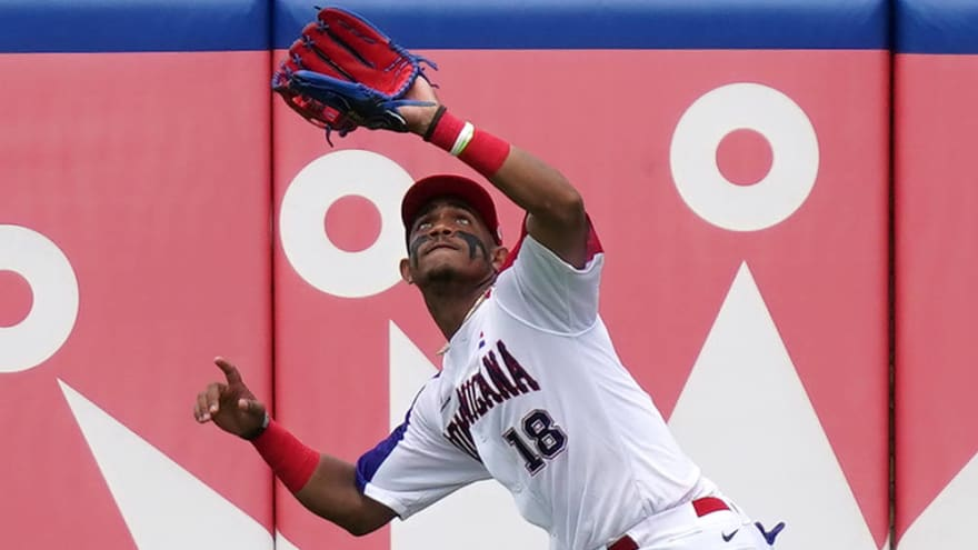 Dominican teammates have nasty collision at Olympics