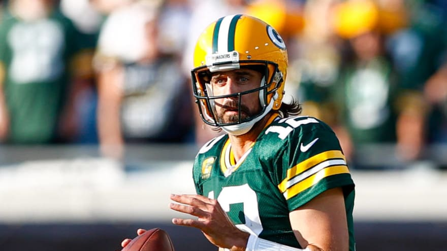 Aaron Rodgers gets trolled with 'Jeopardy!' jokes after poor Week 1 showing