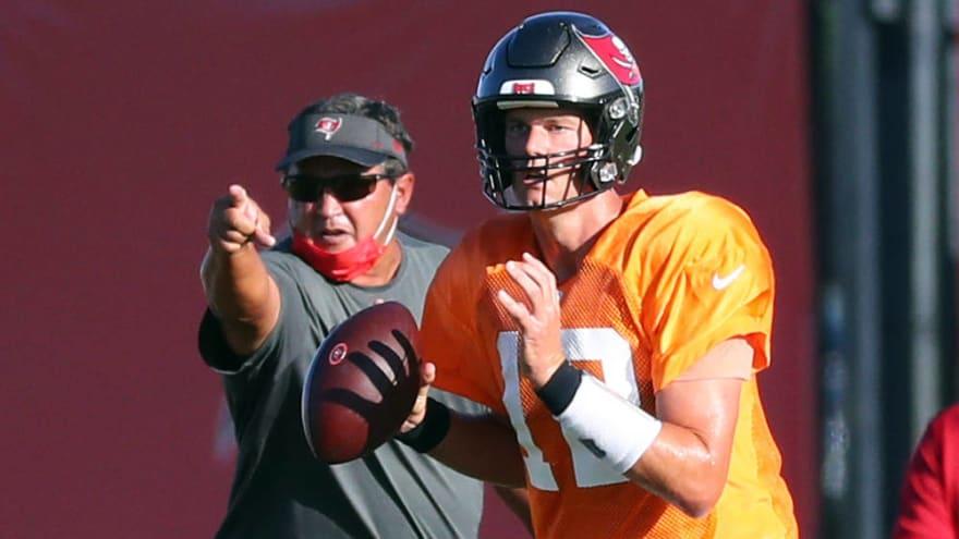 Bucs QB coach: Brady quickly began preparing for next season