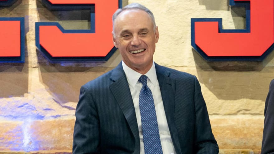 Manfred: MLB likely to go back to pre-pandemic rules in future