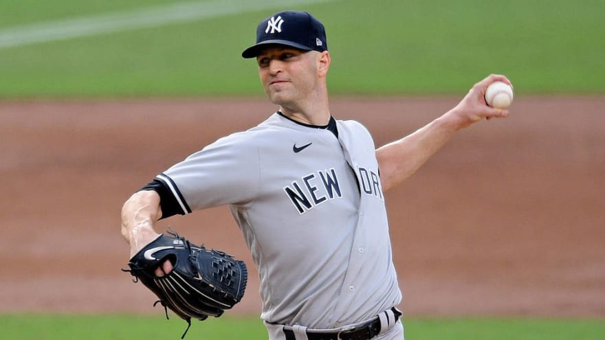 J.A. Happ tests positive for COVID-19