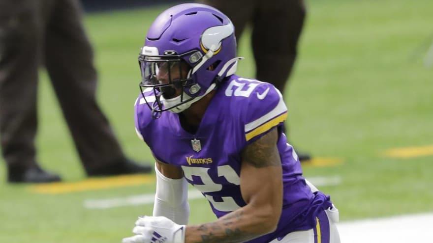 Vikings declineMike Hughes' option
