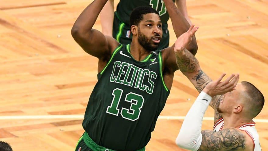 Celtics could trade Tristan Thompson next?
