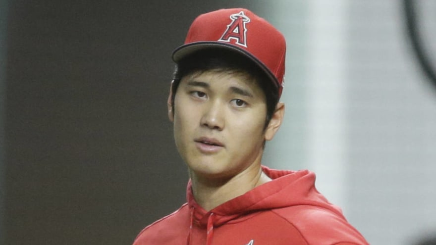 Maddon: Ohtani will have 'full-go' as pitcher in 2021