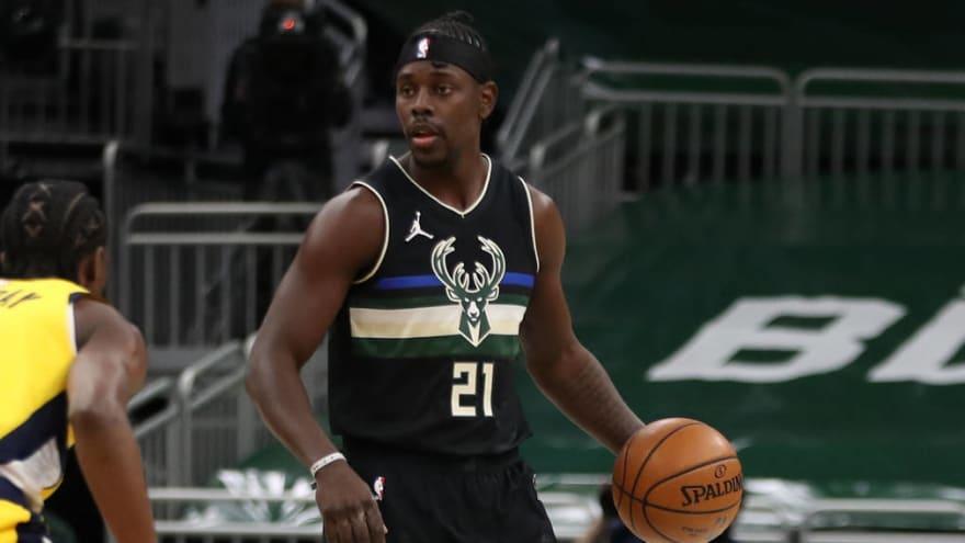 Report: Bucks expect Jrue Holiday to return Sunday