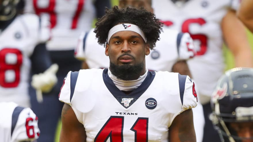 Texans sign LB Zach Cunningham to four-year, $58M extension ...