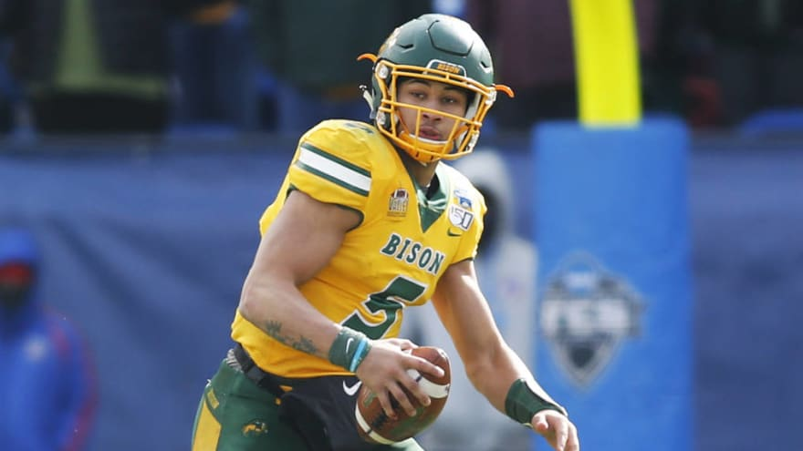 WFT reportedly 'loves' QB Trey Lance