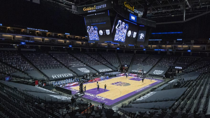 Kings reportedly lost $100M due to pandemic