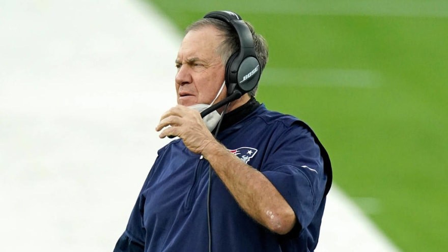 Patriots' Bill Belichick weighs in on QBs in 2021 NFL Draft