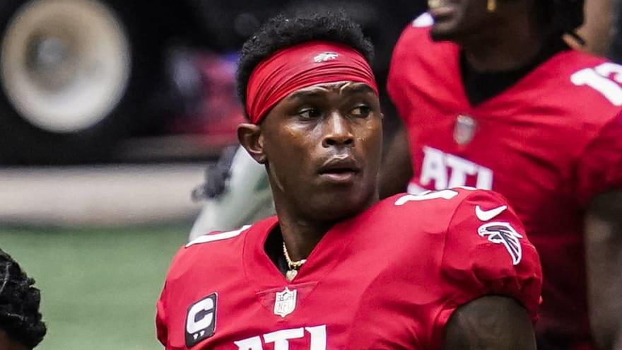 Falcons could still make Julio Jones trade this offseason