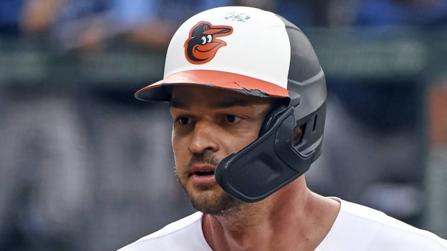 Orioles' Mancini confirms he will compete in 2021 HR Derby