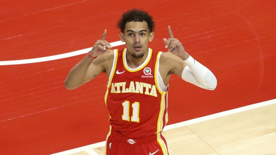 Trae Young taunts Knicks fans as Hawks eliminate N.Y.