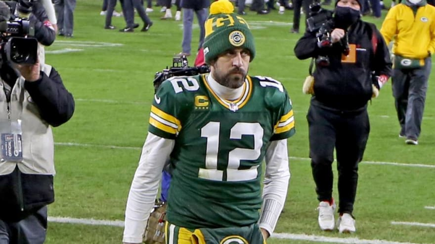 Aaron Rodgers reportedly wants out of Green Bay