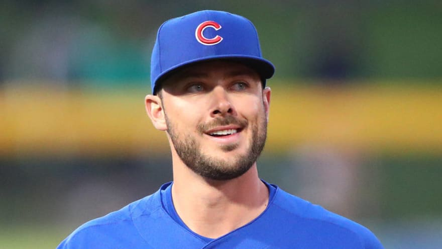 Kris Bryant reportedly still open to contract extension with Cubs