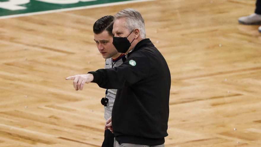 Charles Barkley blames Danny Ainge for Celtics' struggles