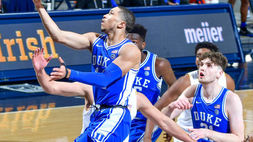 Duke unranked for first time since 2016