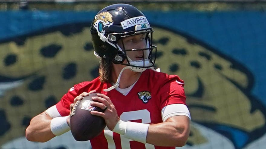 Trevor Lawrence expected to be ready for training camp